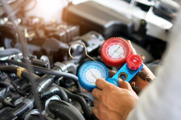 La recharge de climatisation - Nurieux-Volognat - Citroën Crausaz Père et Fils